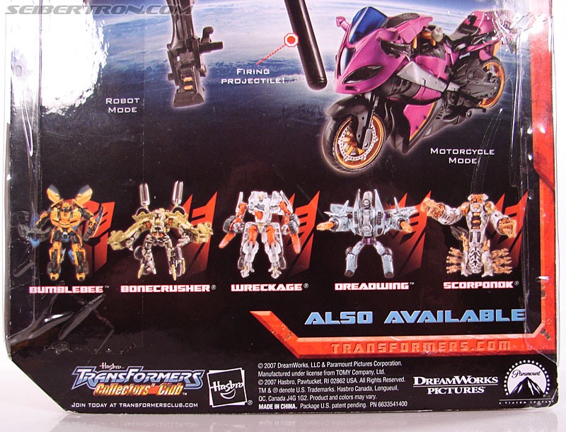 Transformers (2007) Arcee (Image #11 of 199)