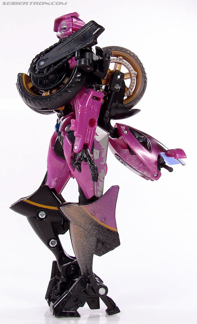 Transformers (2007) Battle Damaged Arcee (Image #46 of 72)