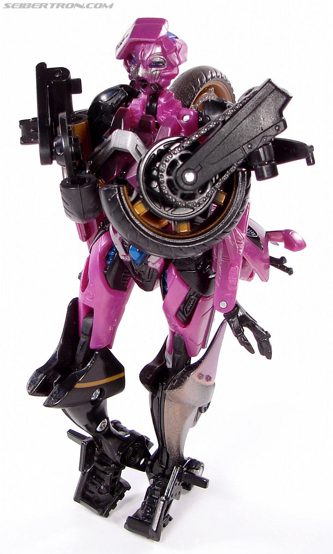 Transformers (2007) Battle Damaged Arcee (Image #49 of 72)