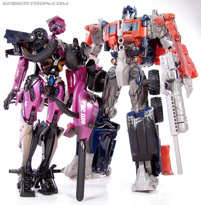 Transformers (2007) Battle Damaged Arcee (Image #62 of 72)