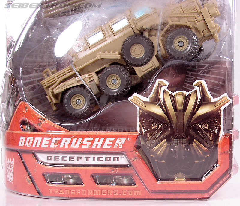 Transformers (2007) Bonecrusher (Image #3 of 93)