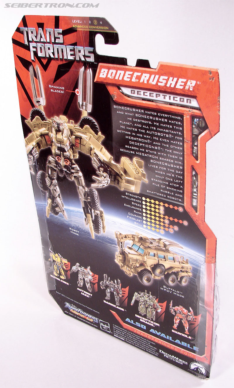 Transformers (2007) Bonecrusher (Image #6 of 93)