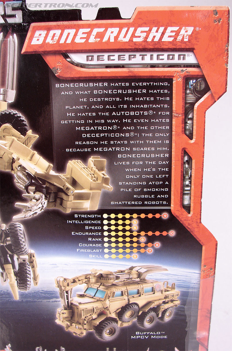 Transformers (2007) Bonecrusher (Image #9 of 93)