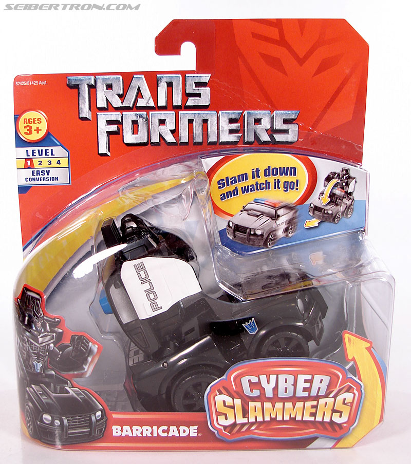 Transformers (2007) Barricade (Image #1 of 95)