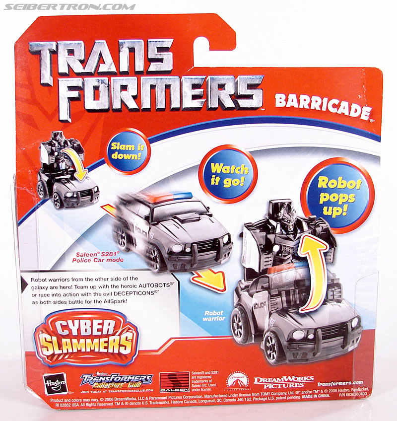 Transformers (2007) Barricade (Image #6 of 95)