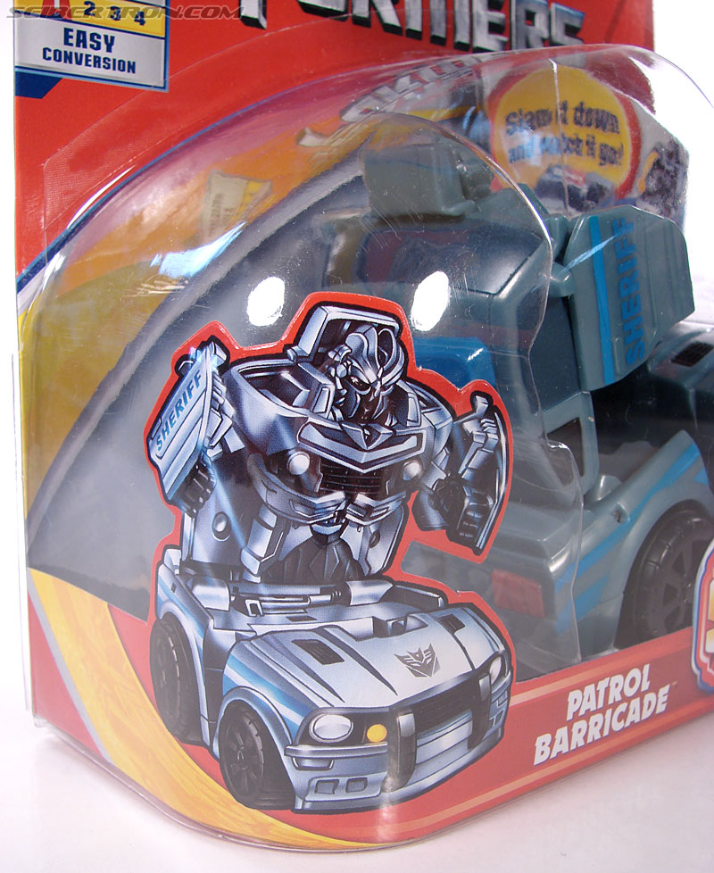 Transformers (2007) Patrol Barricade (Image #3 of 47)