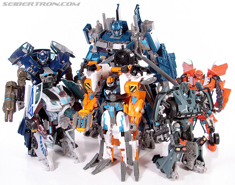 Transformers (2007) Evac (Image #36 of 80)