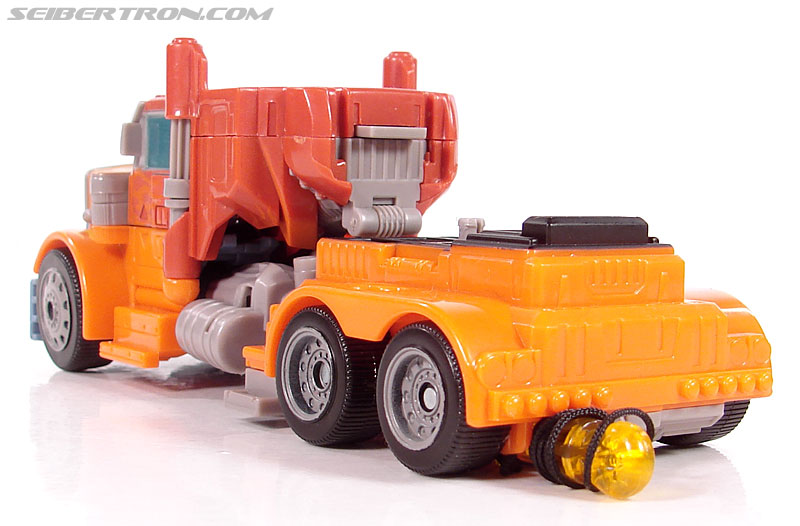 Transformers (2007) Fire Blast Optimus Prime (Image #25 of 80)