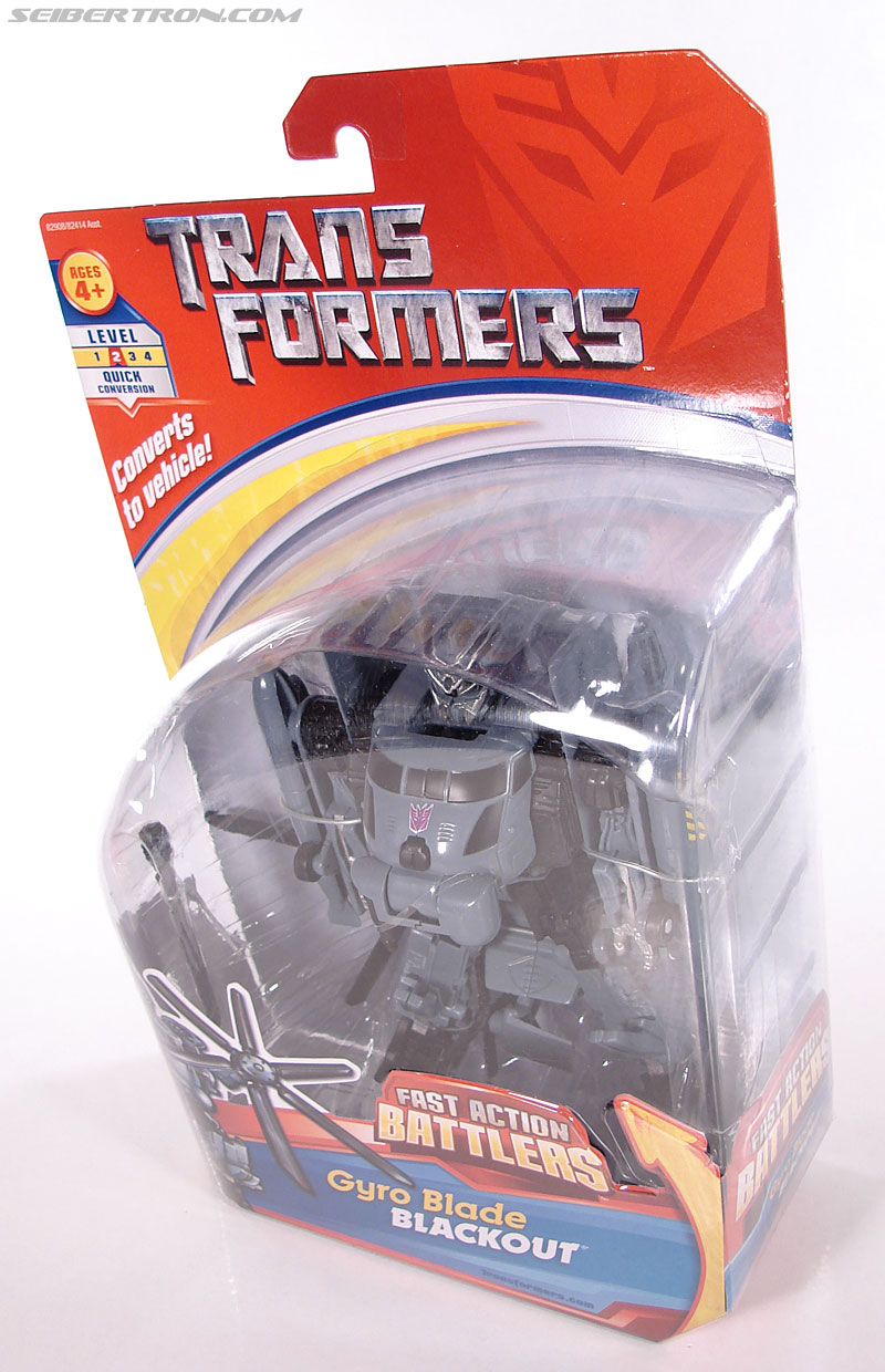 Transformers (2007) Gyro Blade Blackout (Image #13 of 73)