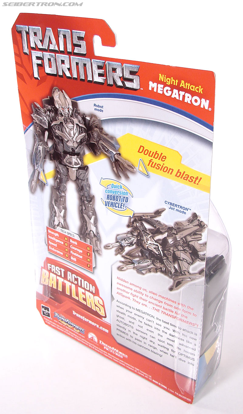 Transformers (2007) Night Attack Megatron (Image #6 of 62)