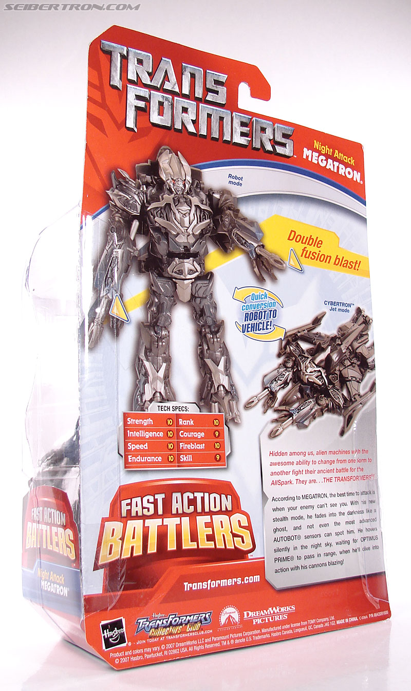 Transformers (2007) Night Attack Megatron (Image #11 of 62)