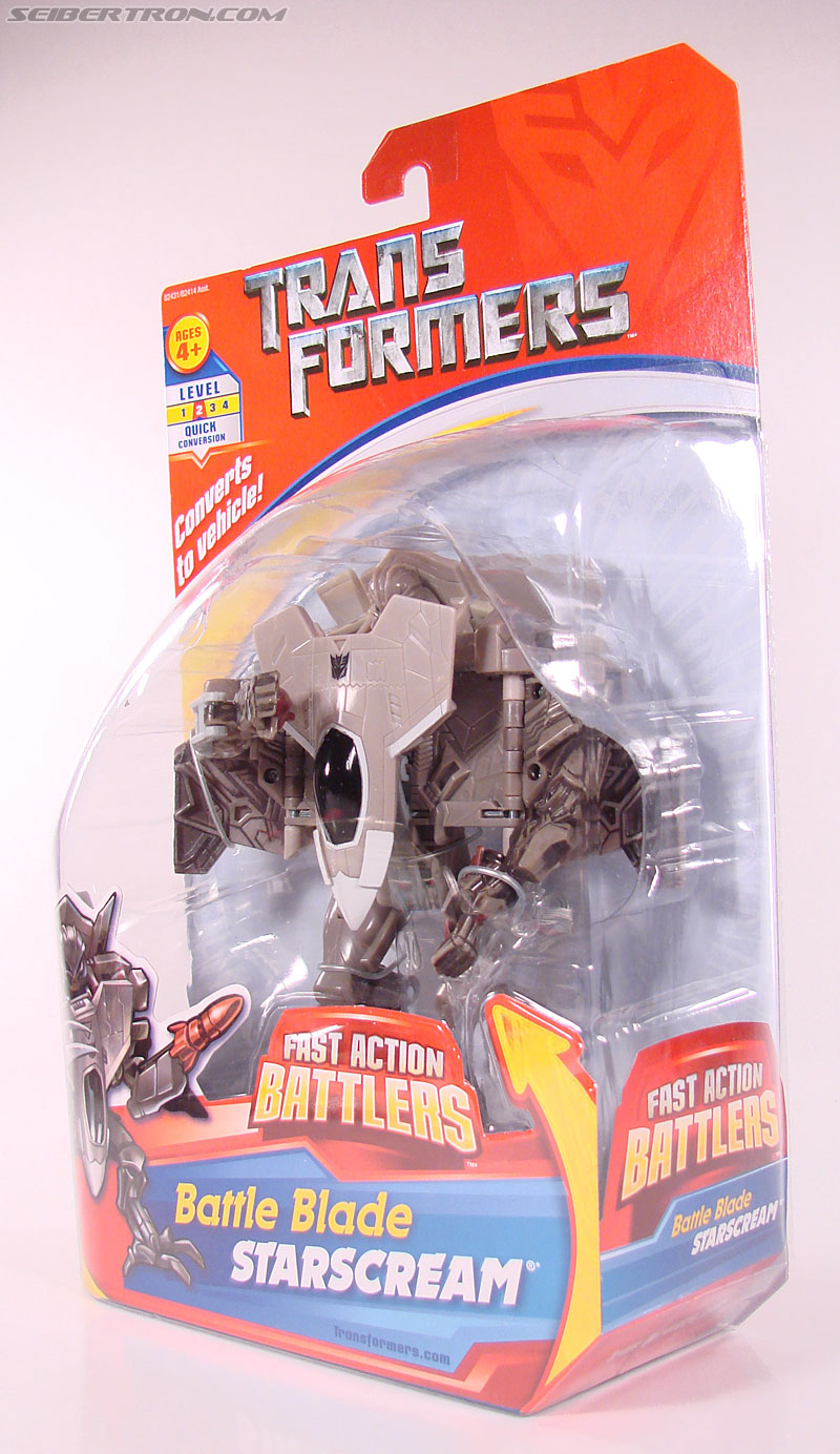Transformers (2007) Battle Blade Starscream (Image #15 of 75)
