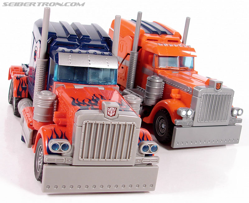 Transformers (2007) First Strike Optimus Prime (Image #39 of 75)