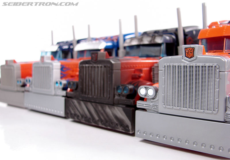 Transformers (2007) First Strike Optimus Prime (Image #44 of 75)