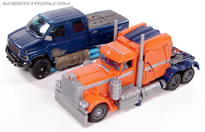 Transformers (2007) First Strike Optimus Prime (Image #46 of 75)