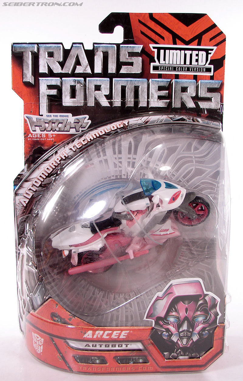 Transformers (2007) Arcee (G1) (Image #1 of 87)