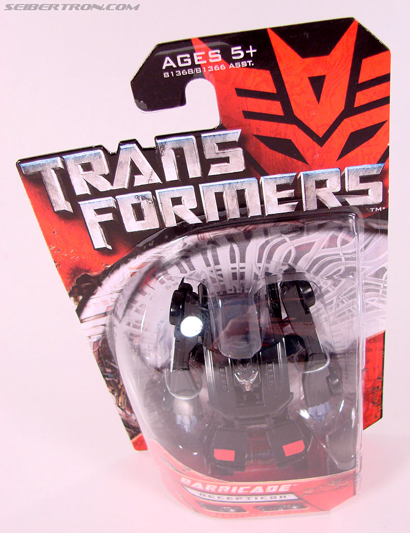 Transformers (2007) Barricade (Image #2 of 64)