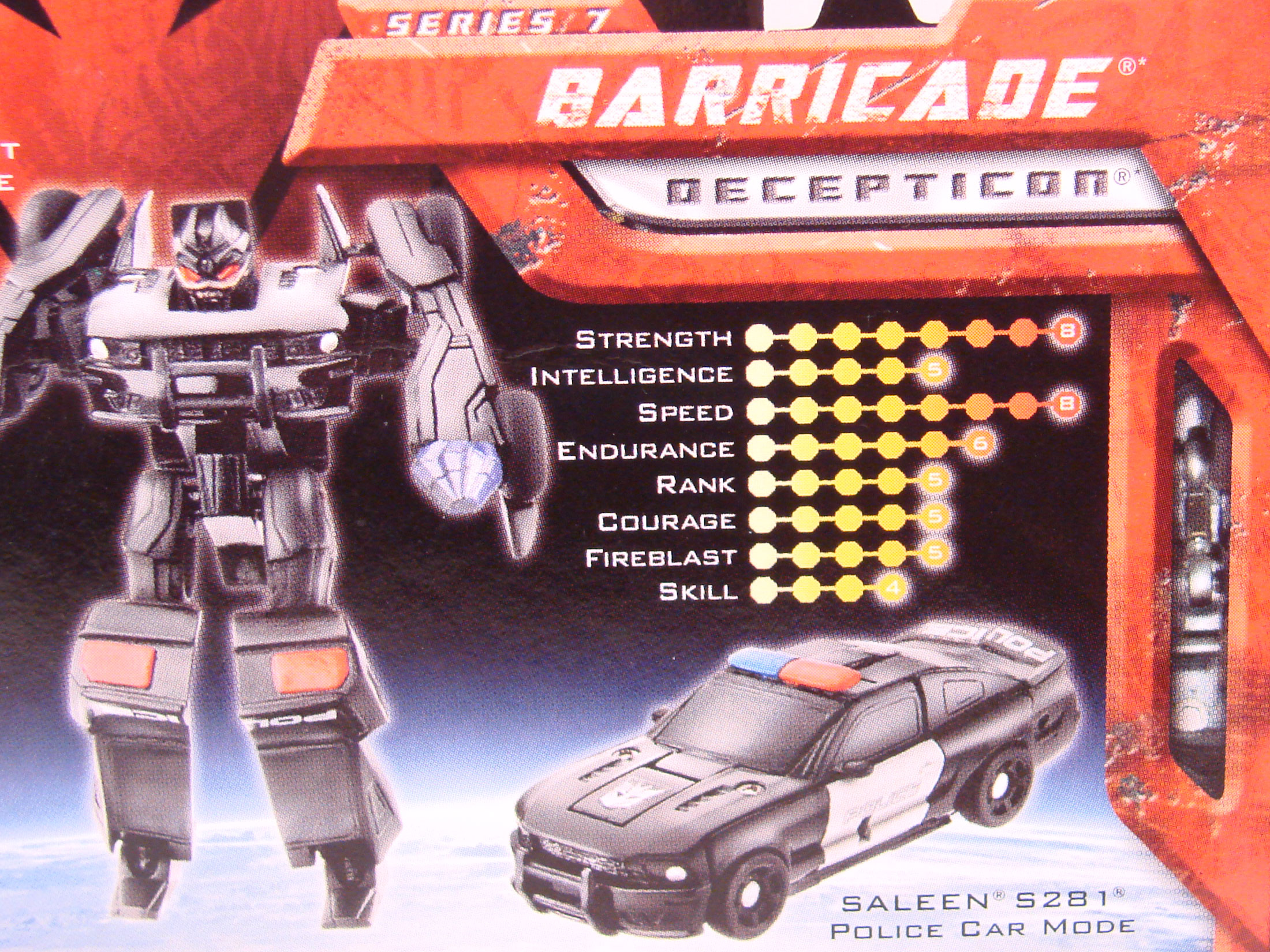 Transformers (2007) Barricade (Image #6 of 64)