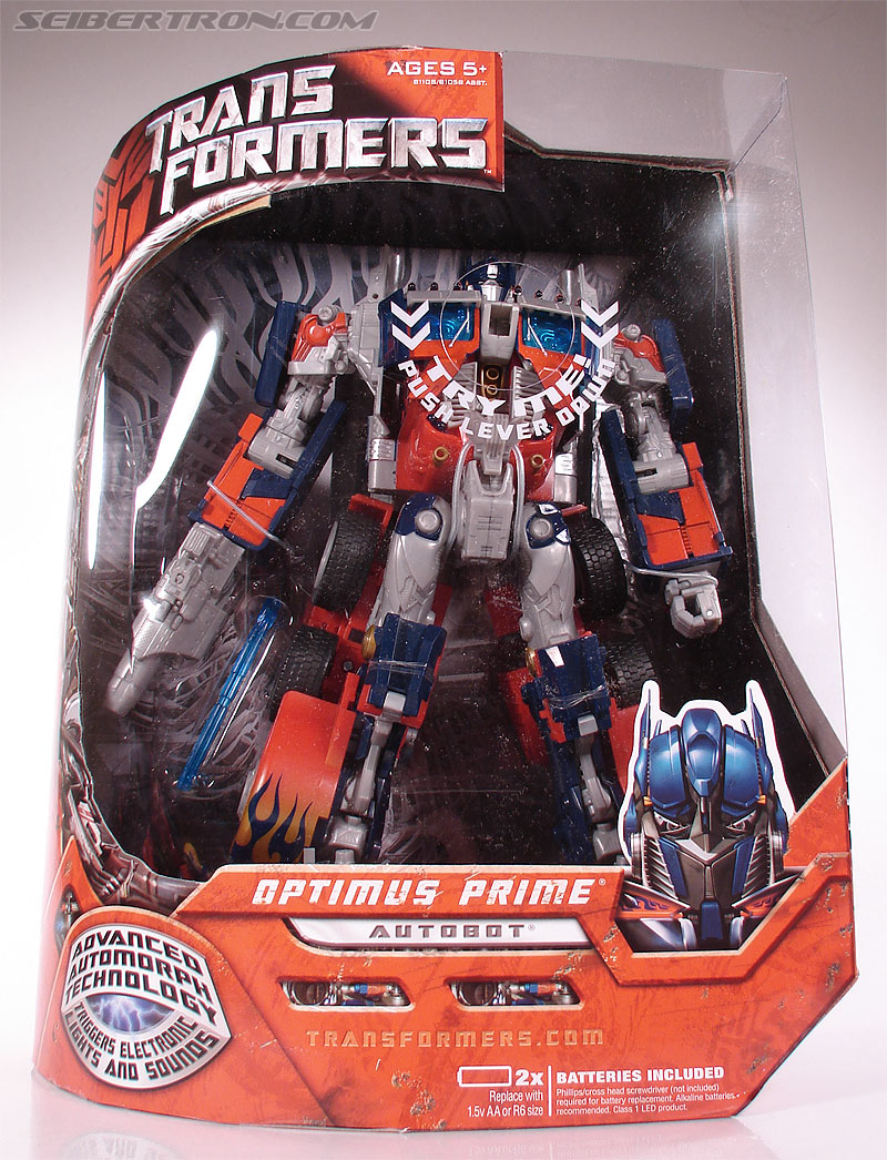 Transformers (2007) Optimus Prime (Convoy) (Image #25 of 256)