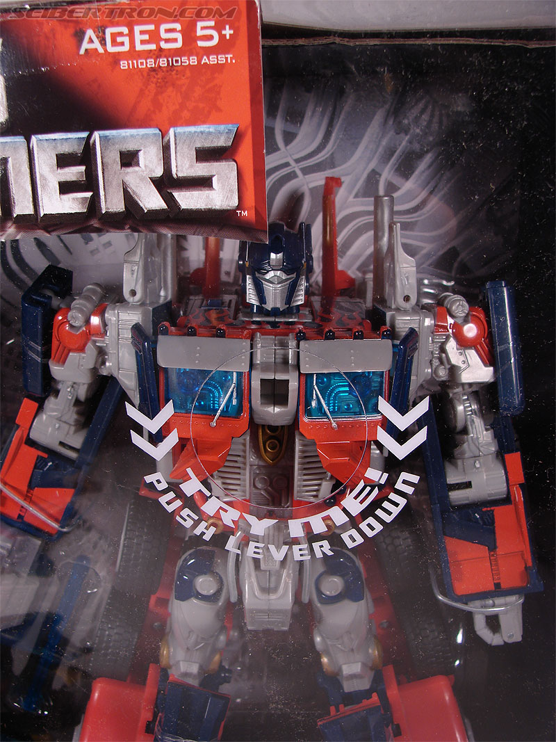 Transformers (2007) Optimus Prime (Convoy) (Image #32 of 256)