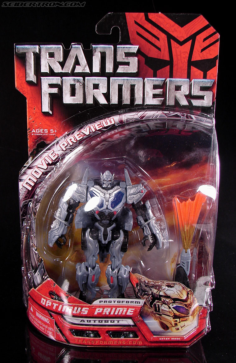 Transformers (2007) Optimus Prime (Protoform) (Image #1 of 154)