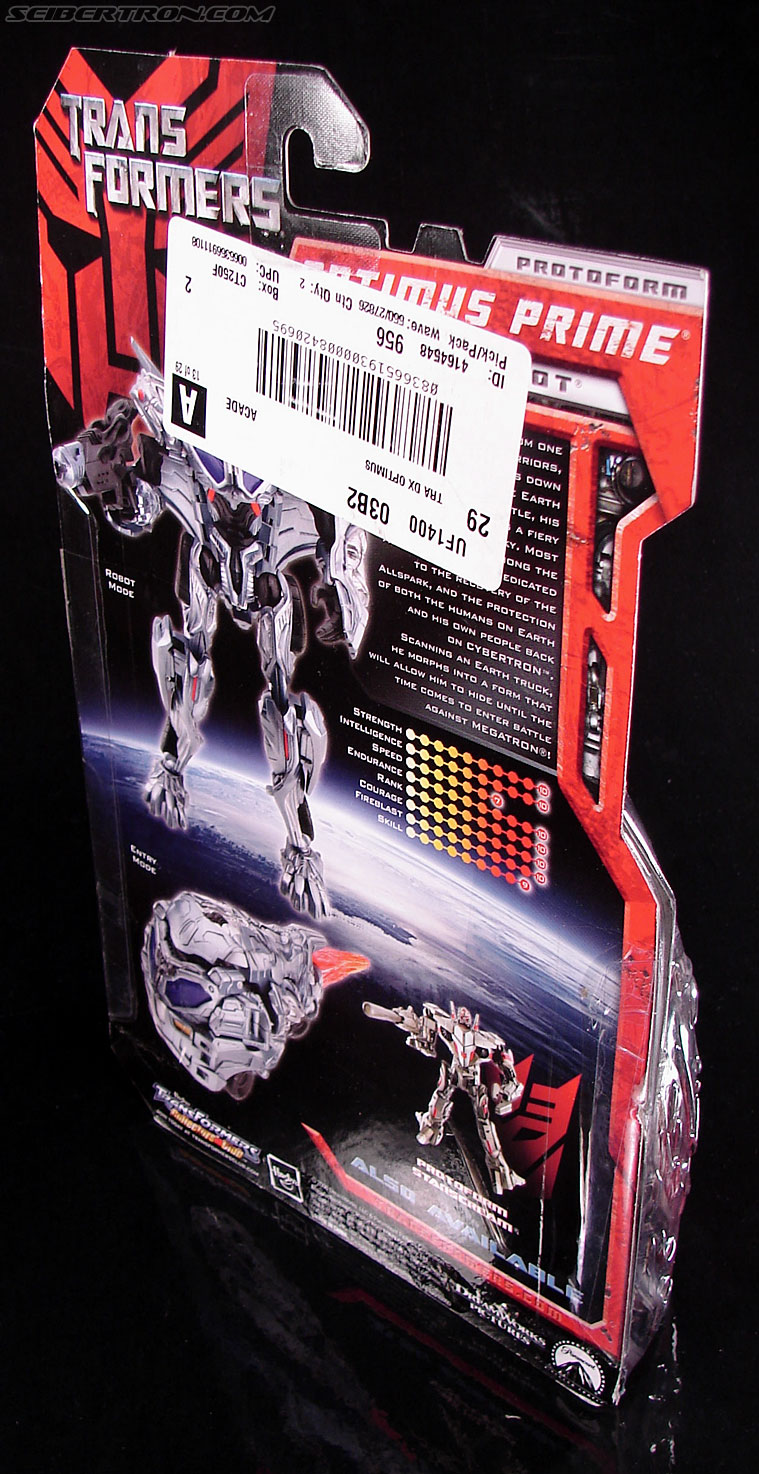 Transformers (2007) Optimus Prime (Protoform) (Image #14 of 154)
