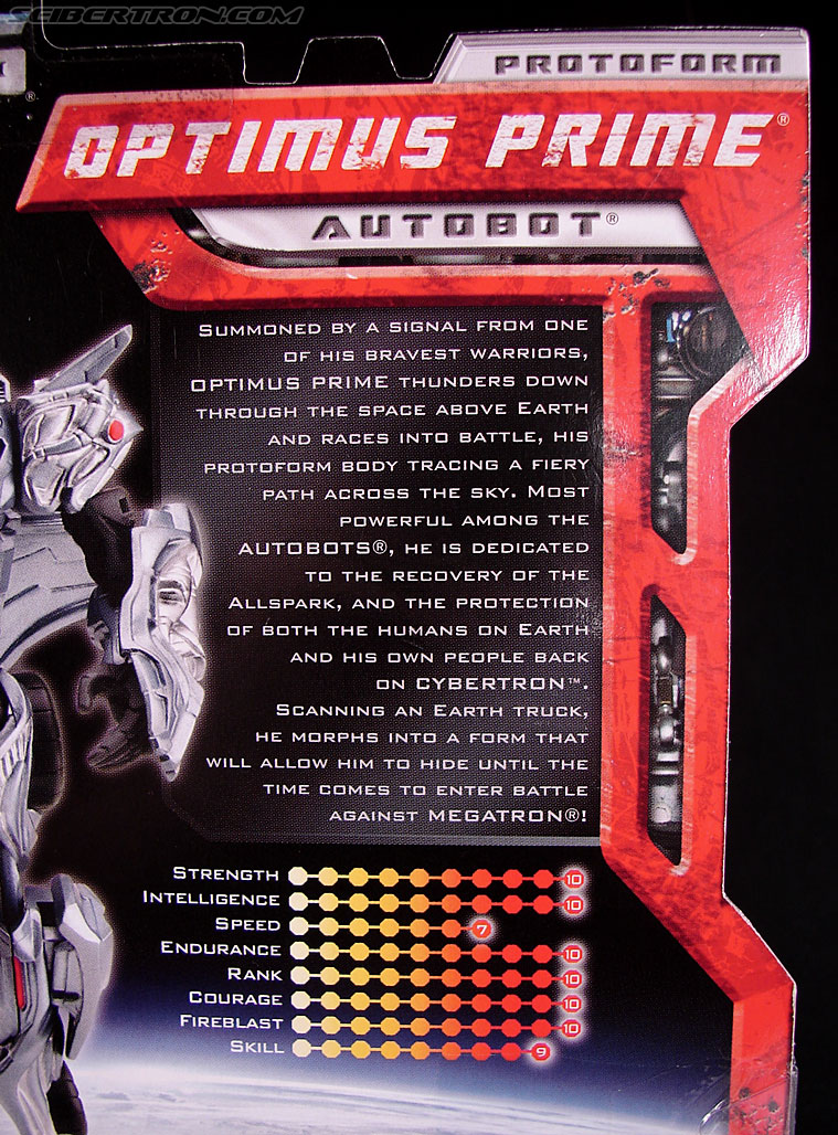 Transformers (2007) Optimus Prime (Protoform) (Image #20 of 154)