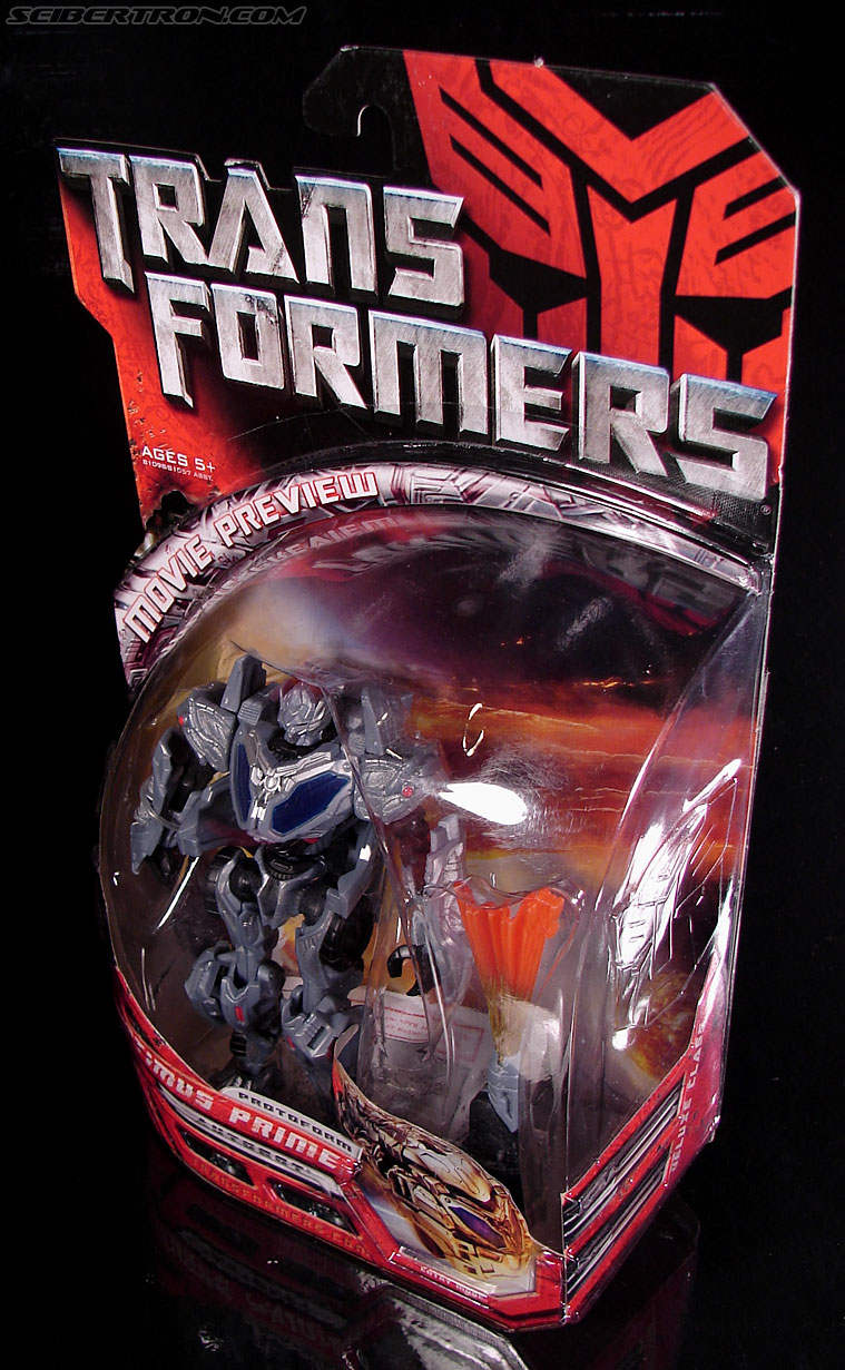 Transformers (2007) Optimus Prime (Protoform) (Image #30 of 154)
