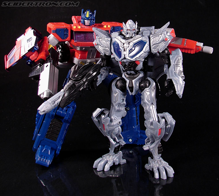 Transformers (2007) Optimus Prime (Protoform) (Image #145 of 154)