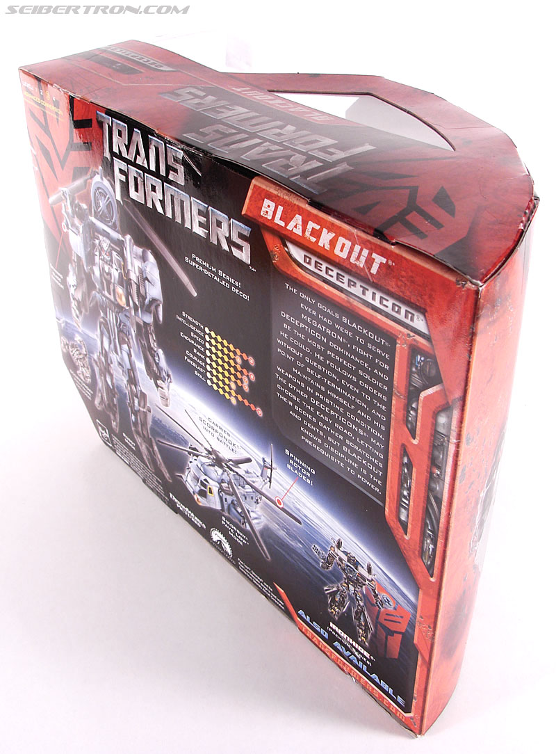 Transformers (2007) Premium Blackout (Image #6 of 177)