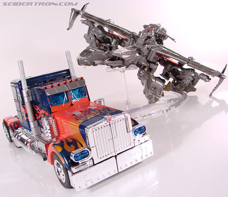 Transformers (2007) Premium Optimus Prime (Image #51 of 155)