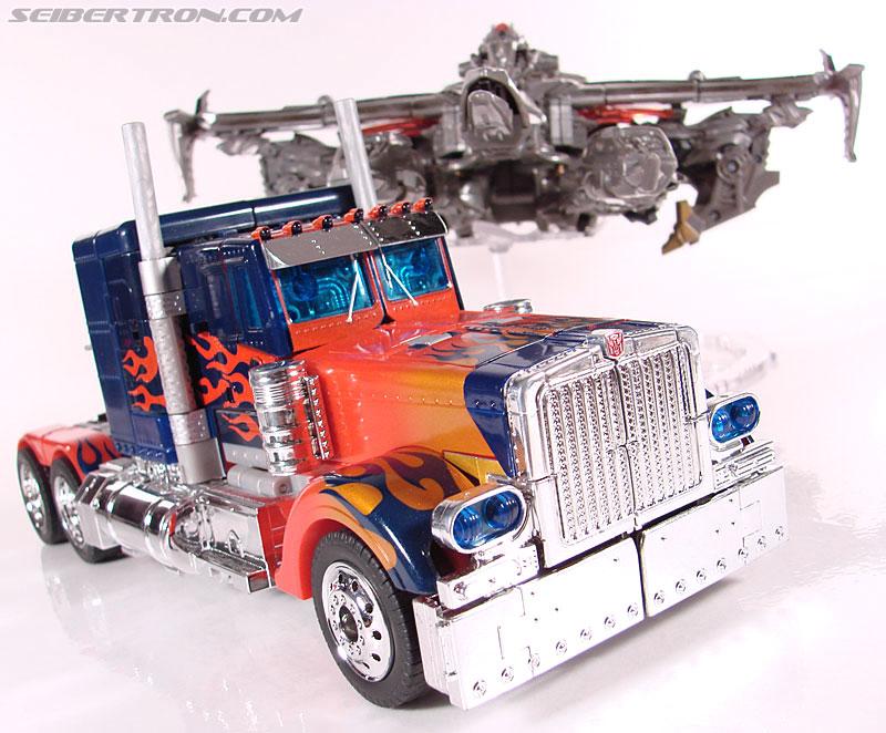 Transformers (2007) Premium Optimus Prime (Image #53 of 155)