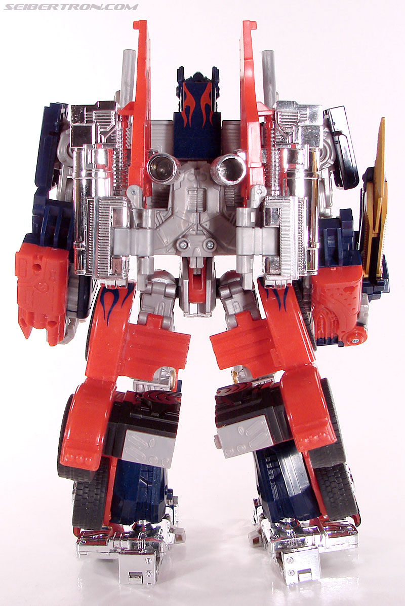 Transformers (2007) Premium Optimus Prime (Image #69 of 155)