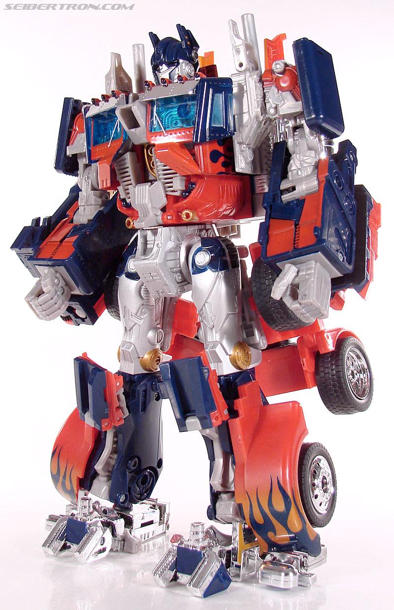 Transformers (2007) Premium Optimus Prime (Image #72 of 155)