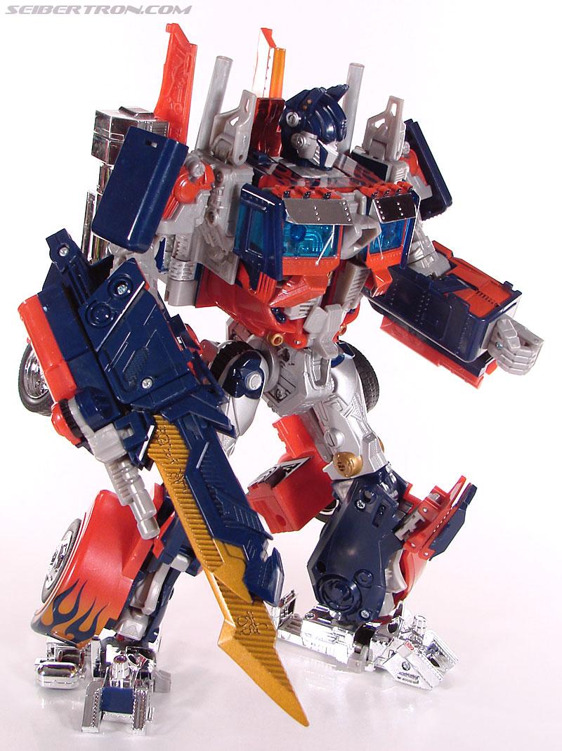 Transformers (2007) Premium Optimus Prime (Image #94 of 155)