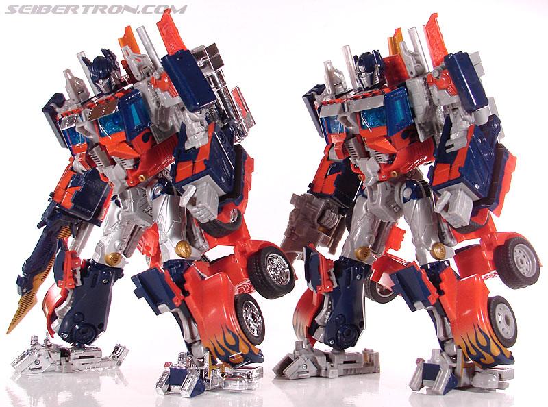 Transformers (2007) Premium Optimus Prime (Image #126 of 155)