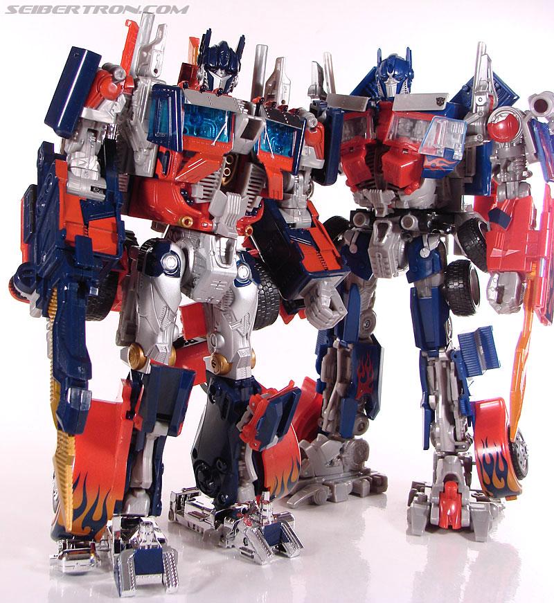 Transformers (2007) Premium Optimus Prime (Image #128 of 155)