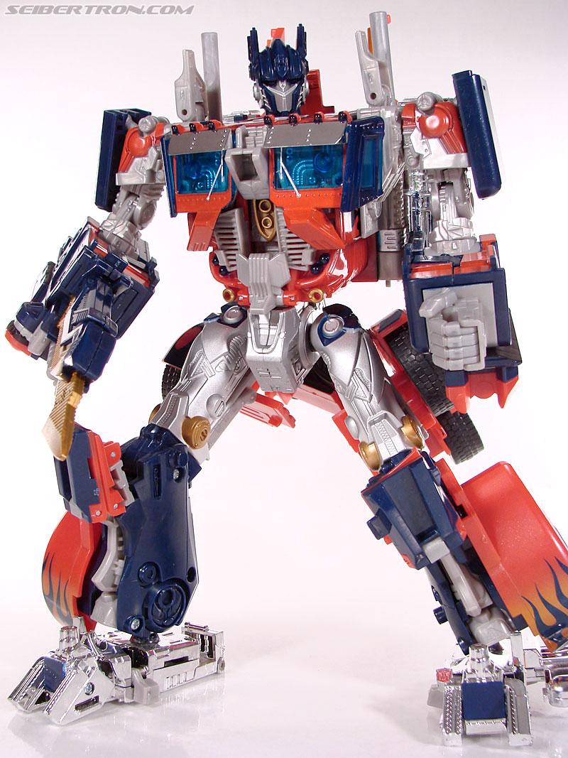Transformers (2007) Premium Optimus Prime (Image #143 of 155)