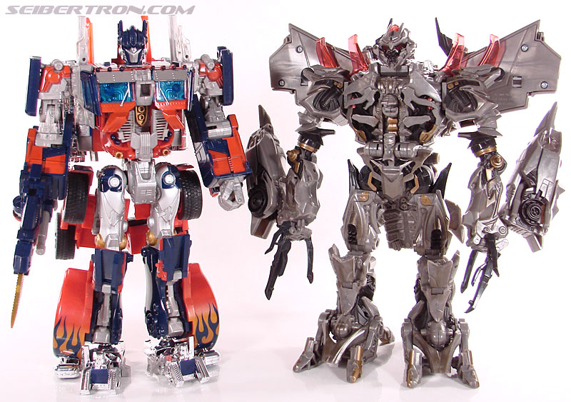 Transformers (2007) Premium Optimus Prime (Image #154 of 155)