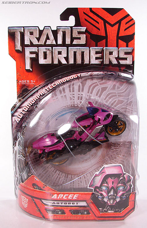 Transformers (2007) Arcee (Image #1 of 202)