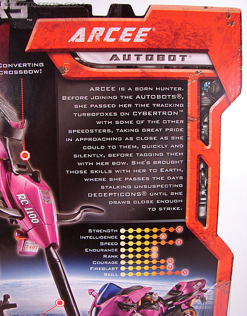 Transformers (2007) Arcee (Image #8 of 199)