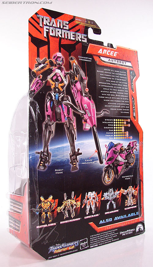 Transformers (2007) Arcee (Image #12 of 199)
