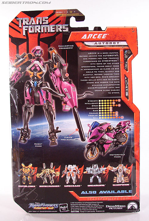 Transformers (2007) Arcee (Image #13 of 199)