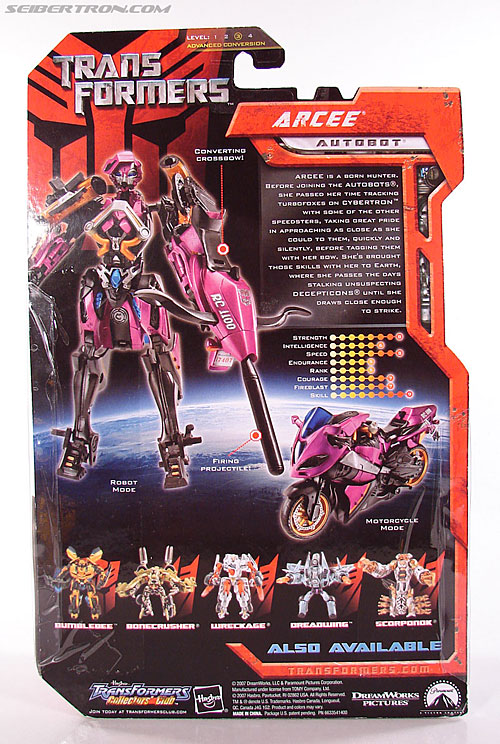 Transformers (2007) Arcee (Image #14 of 199)