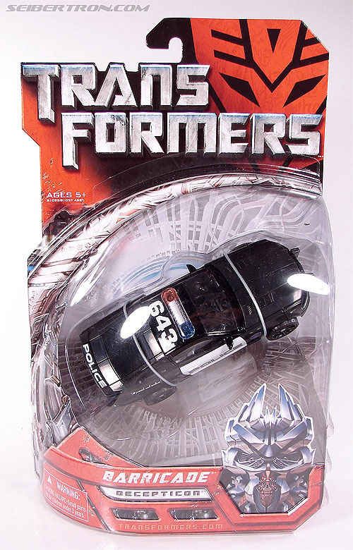 Transformers (2007) Barricade (Image #1 of 102)