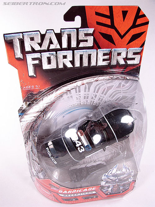 Transformers (2007) Barricade (Image #2 of 102)