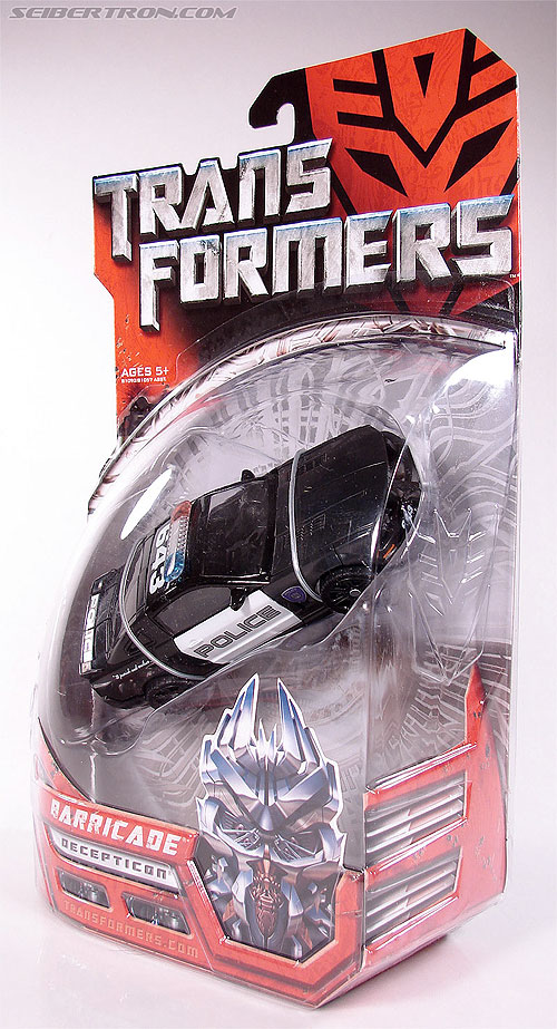 Transformers (2007) Barricade (Image #11 of 102)