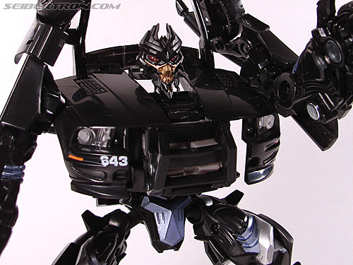 Transformers (2007) Barricade (Image #101 of 102)