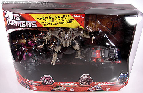 Transformers (2007) Battle Damaged Arcee (Image #1 of 72)