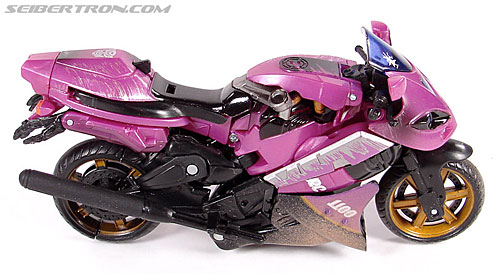 Transformers (2007) Battle Damaged Arcee (Image #9 of 72)